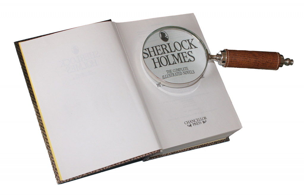 Sherlock Holmes, Word Count