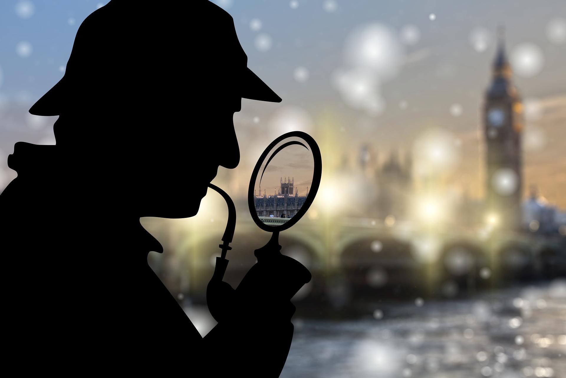 Sherlock Holmes, Word Count