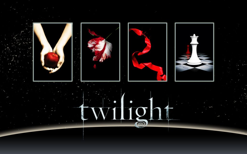 Twilight Series, Word Count