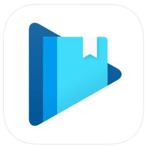 Google Play Books, ebook reader app