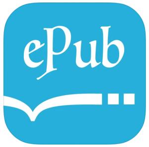 epub reader app, ebook reader app