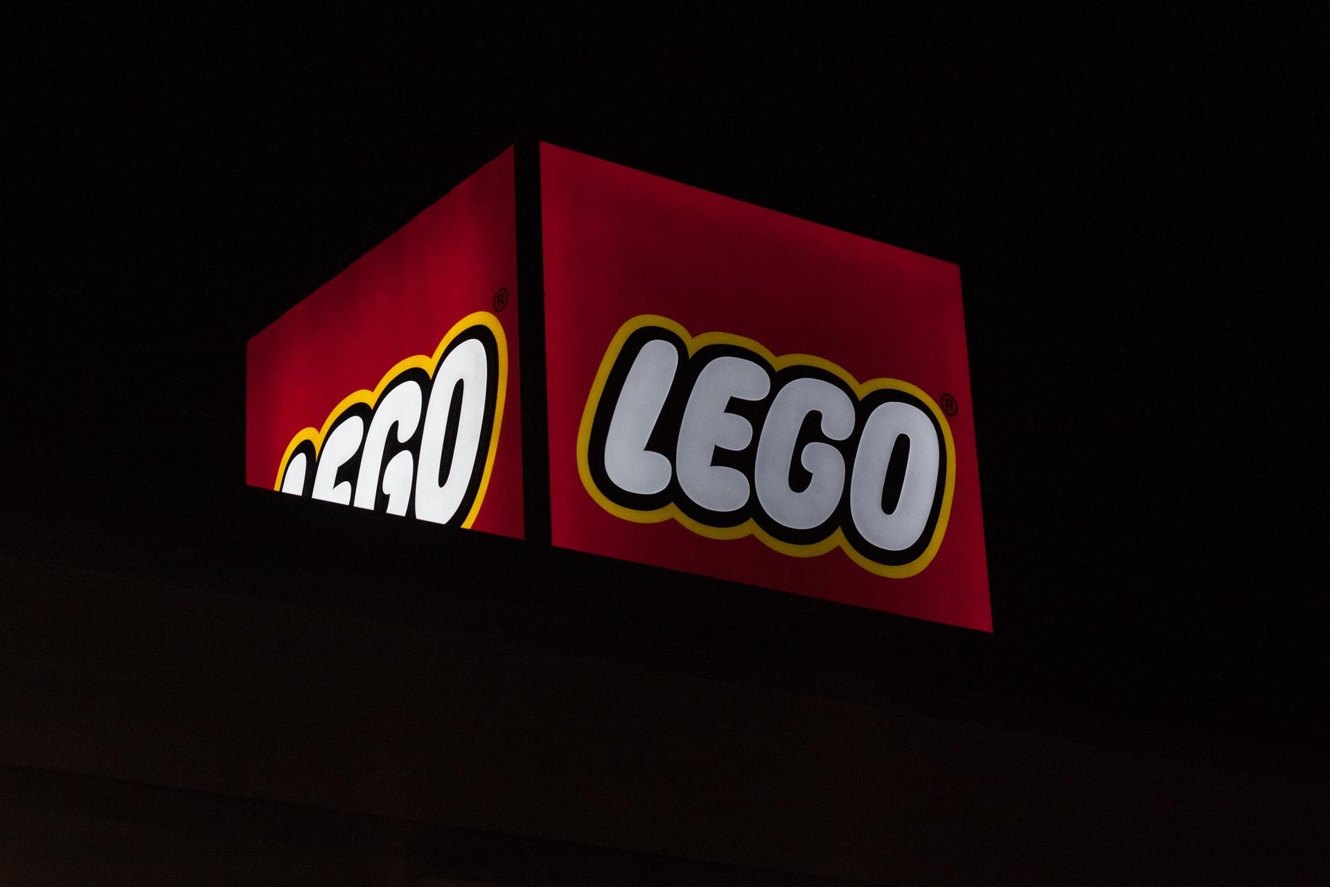 lego logo, 4 letter brand, 4 letter word