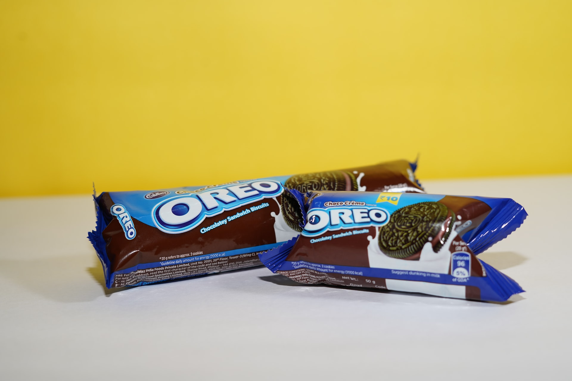 oreo cookies, 4 letter brand